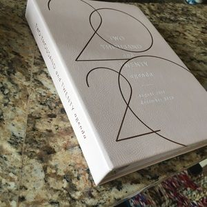 Planner from Anthropologie